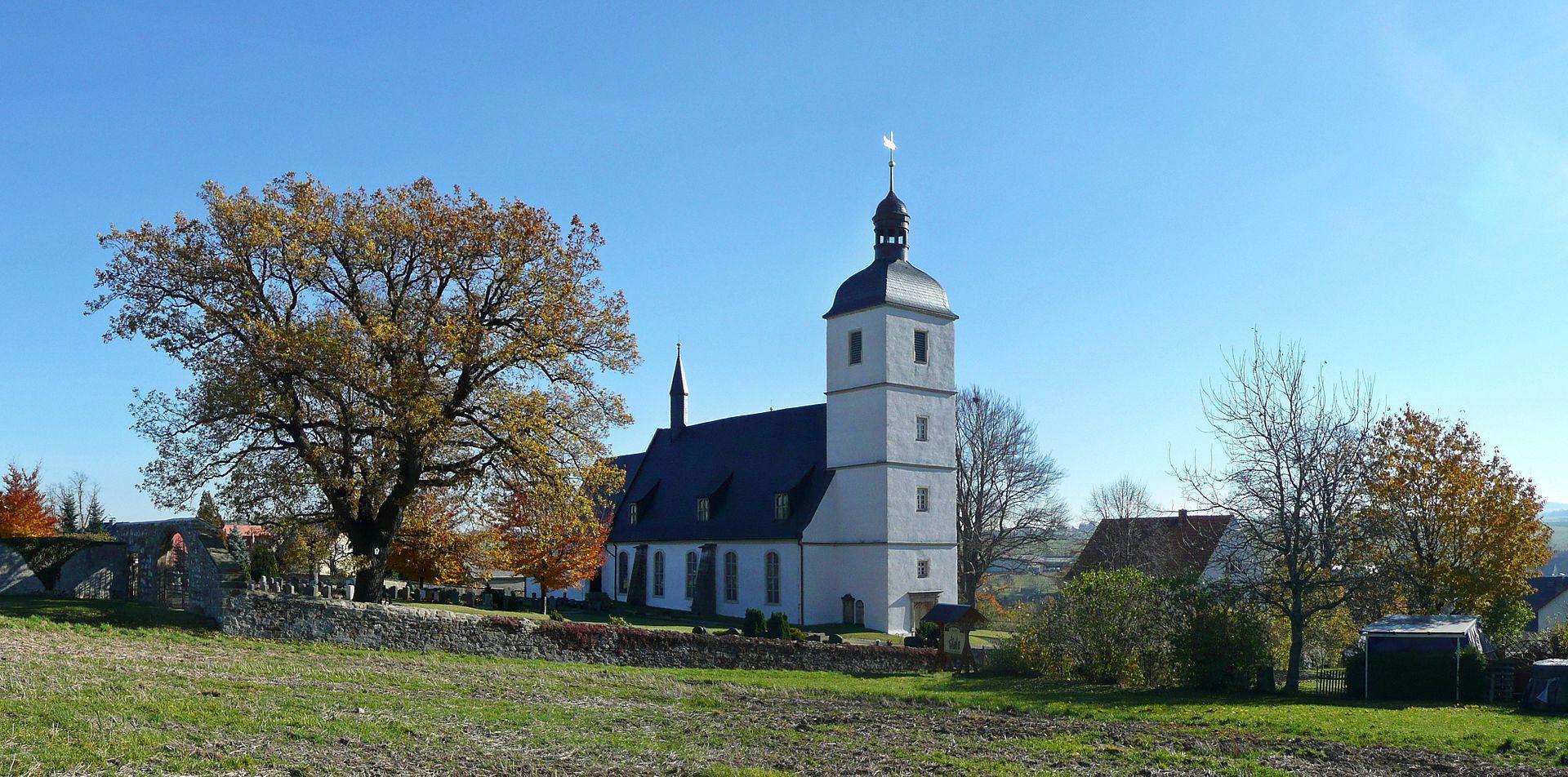 Bild Kirche Reinhardtsgrimma