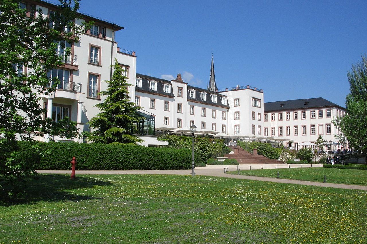 Bild Schloss Reinhartshausen Eltville