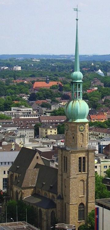 Bild Reinoldikirche Dortmund