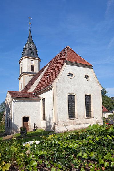 Bild Kirche Hirschfeld