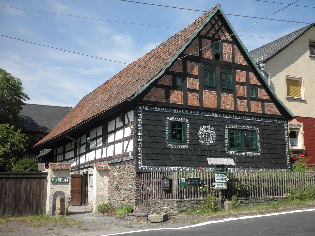 Bild Volkskundemuseum Reitzengeschwenda