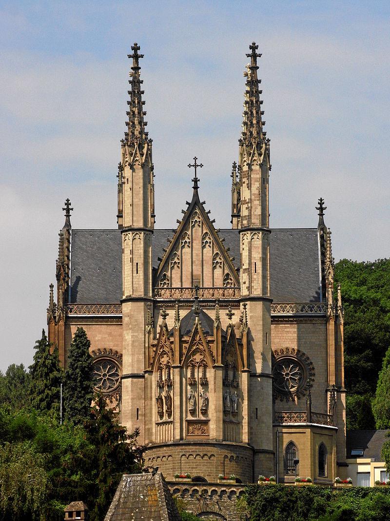 Bild St. Kirche Apollinaris Remagen