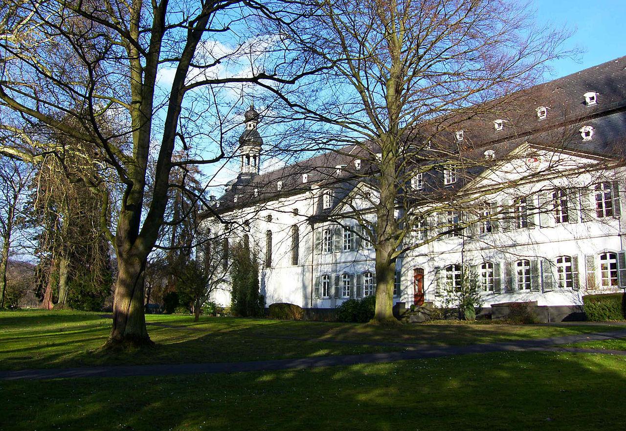 Bild Kloster St. Clemens auf Nonnenwerth