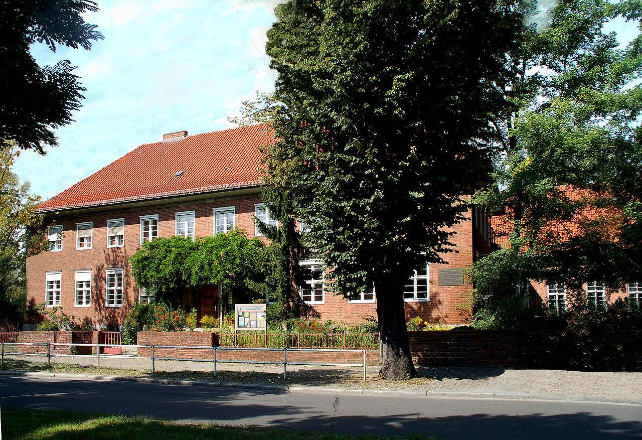 Bild Gemeindehaus Dahlem