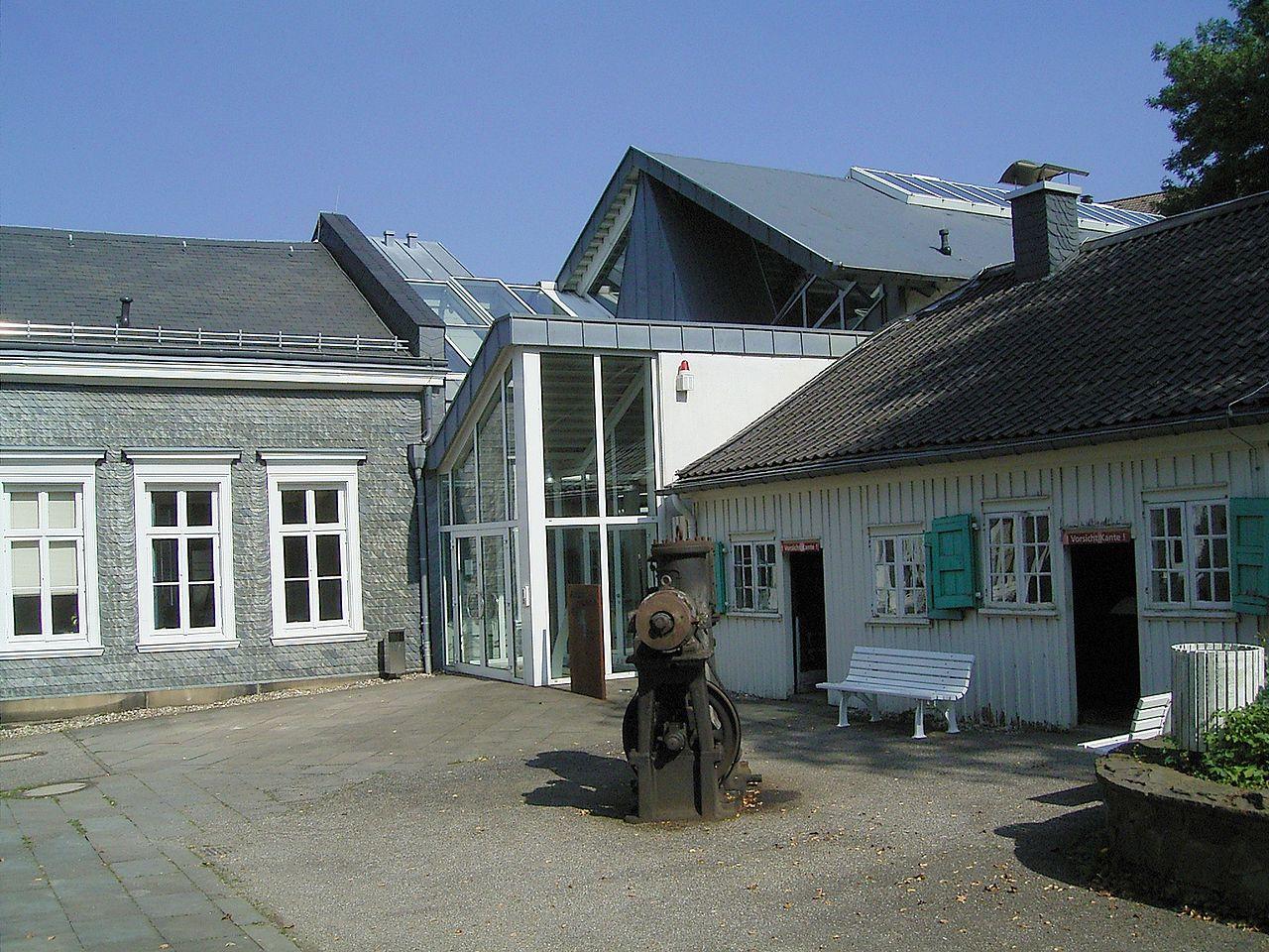 Bild Deutsches Werkzeugmuseum Remscheid