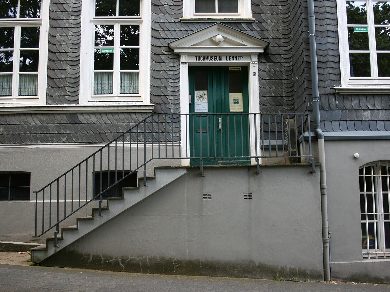 Bild Tuchmuseum Lennep Remscheid