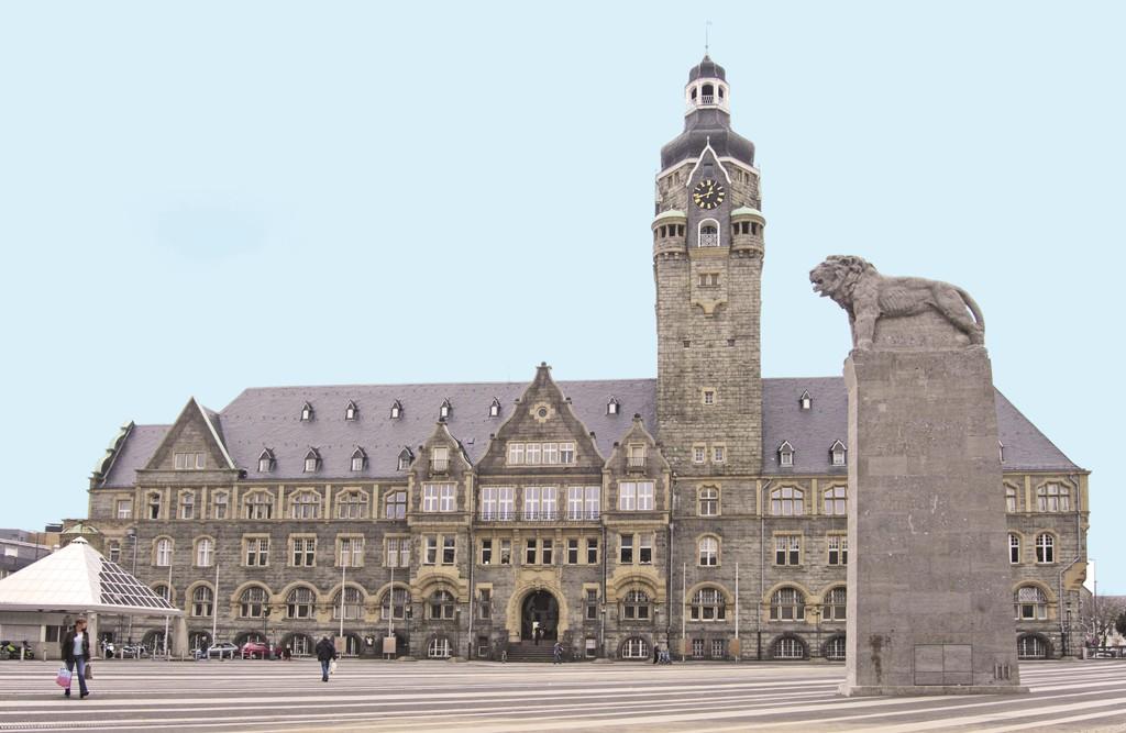 Bild Rathaus Remscheid