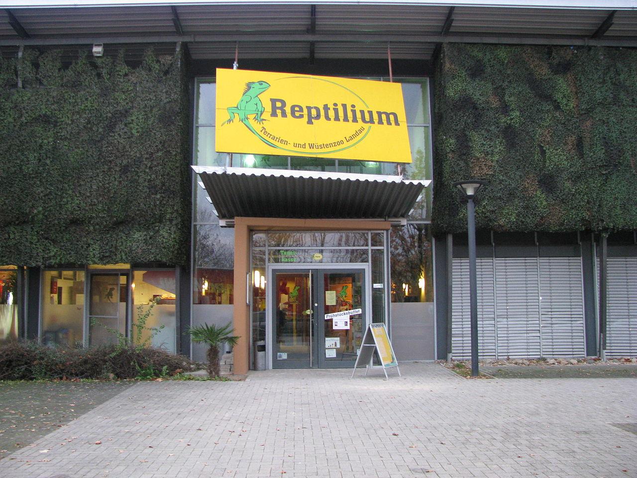 Bild Reptilium Landau in der Pfalz