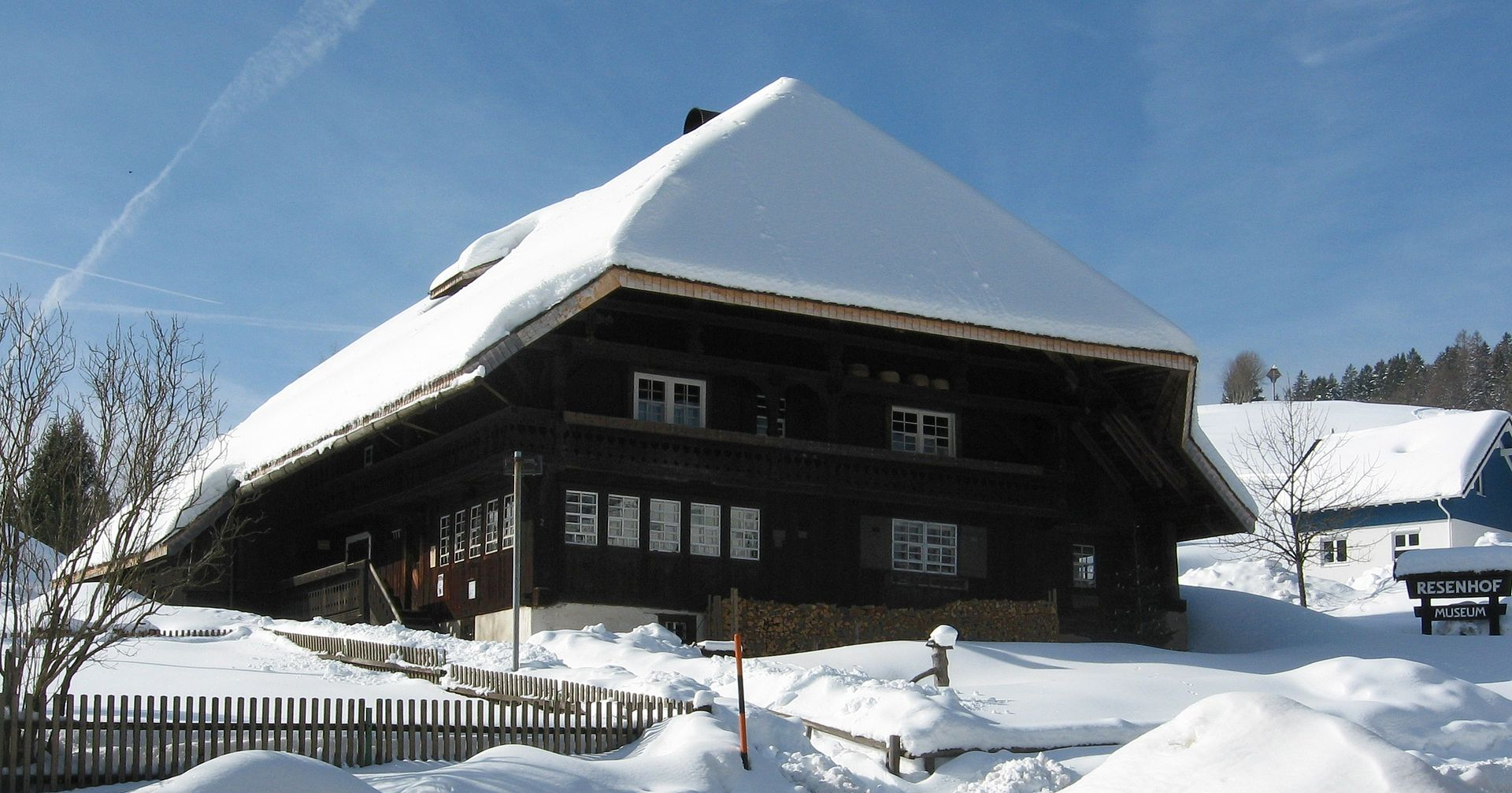Bild Heimatmuseum Resenhof Bernau