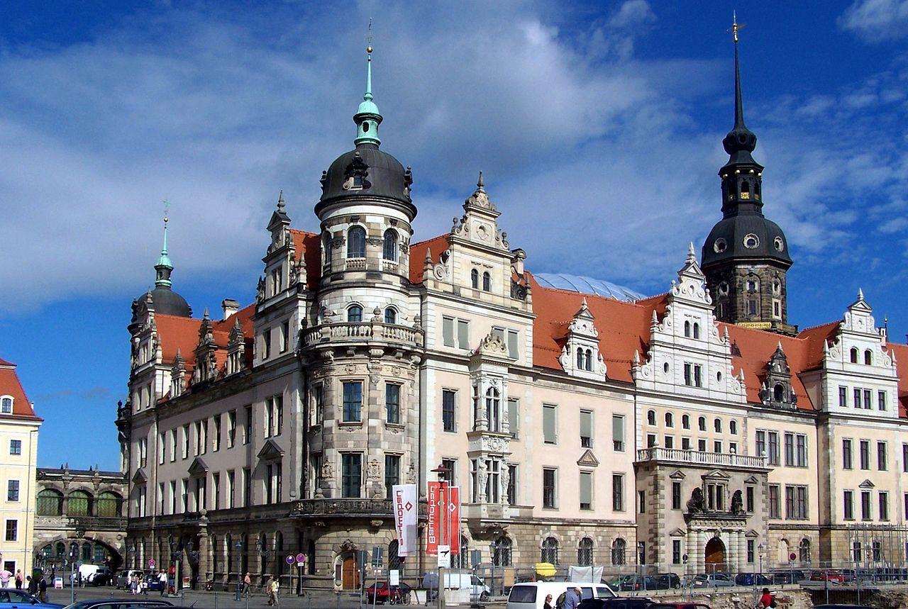 Bild Residenzschloss Dresden