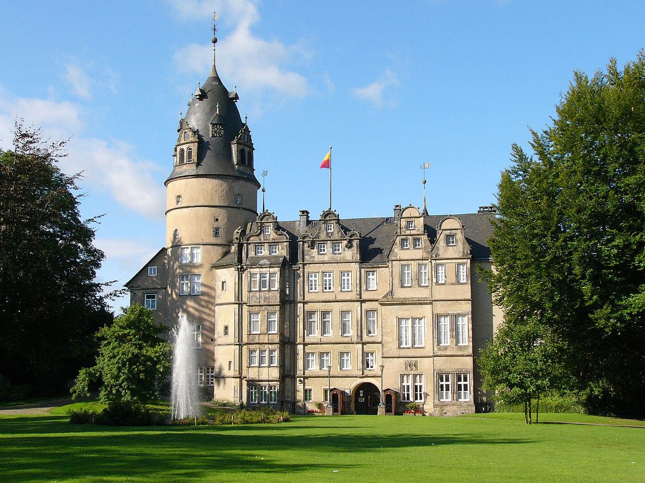 Bild Fürstliches Residenzschloss Detmold