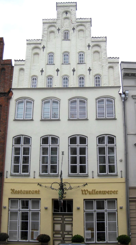 Bild Restaurant Wullenwever Lübeck