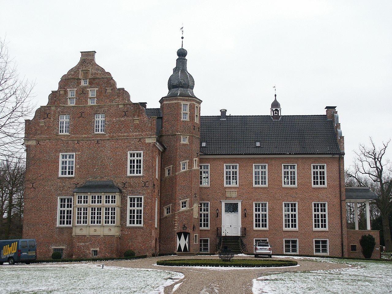 Bild Schloss Rhede