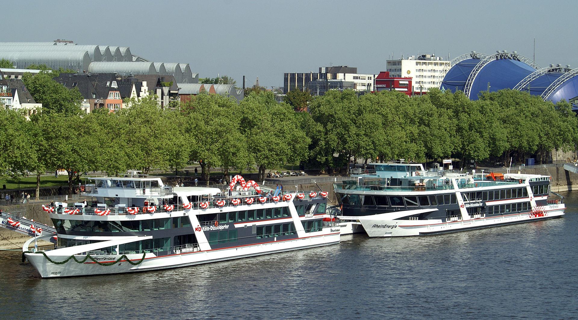 Bild Schiffsrundfahrt Köln