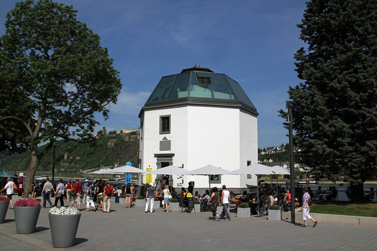 Bild Pegelhaus Koblenz
