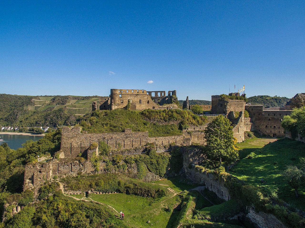 Bild Burg Rheinfels St. Goar