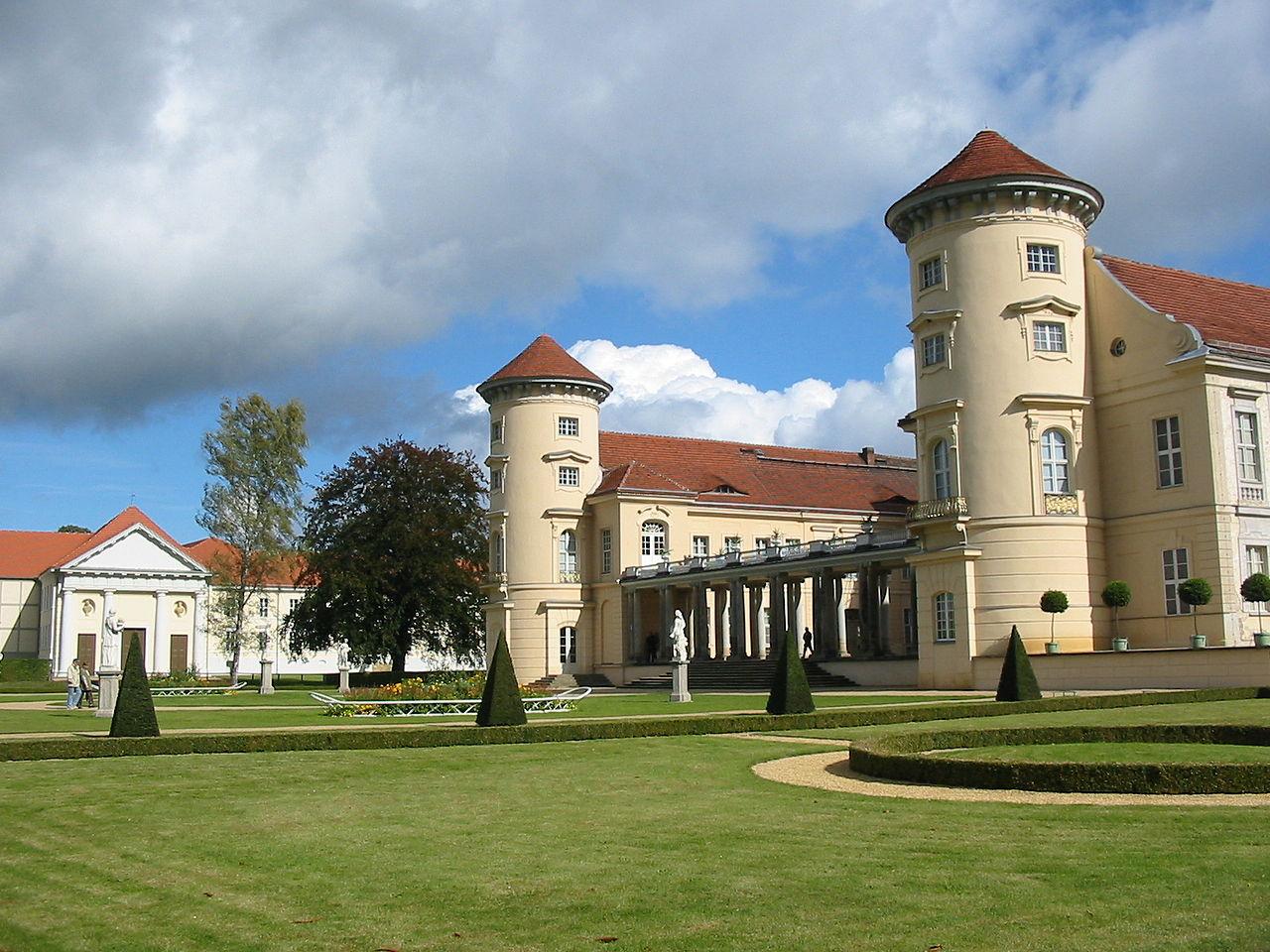 Bild Schloss Rheinsberg