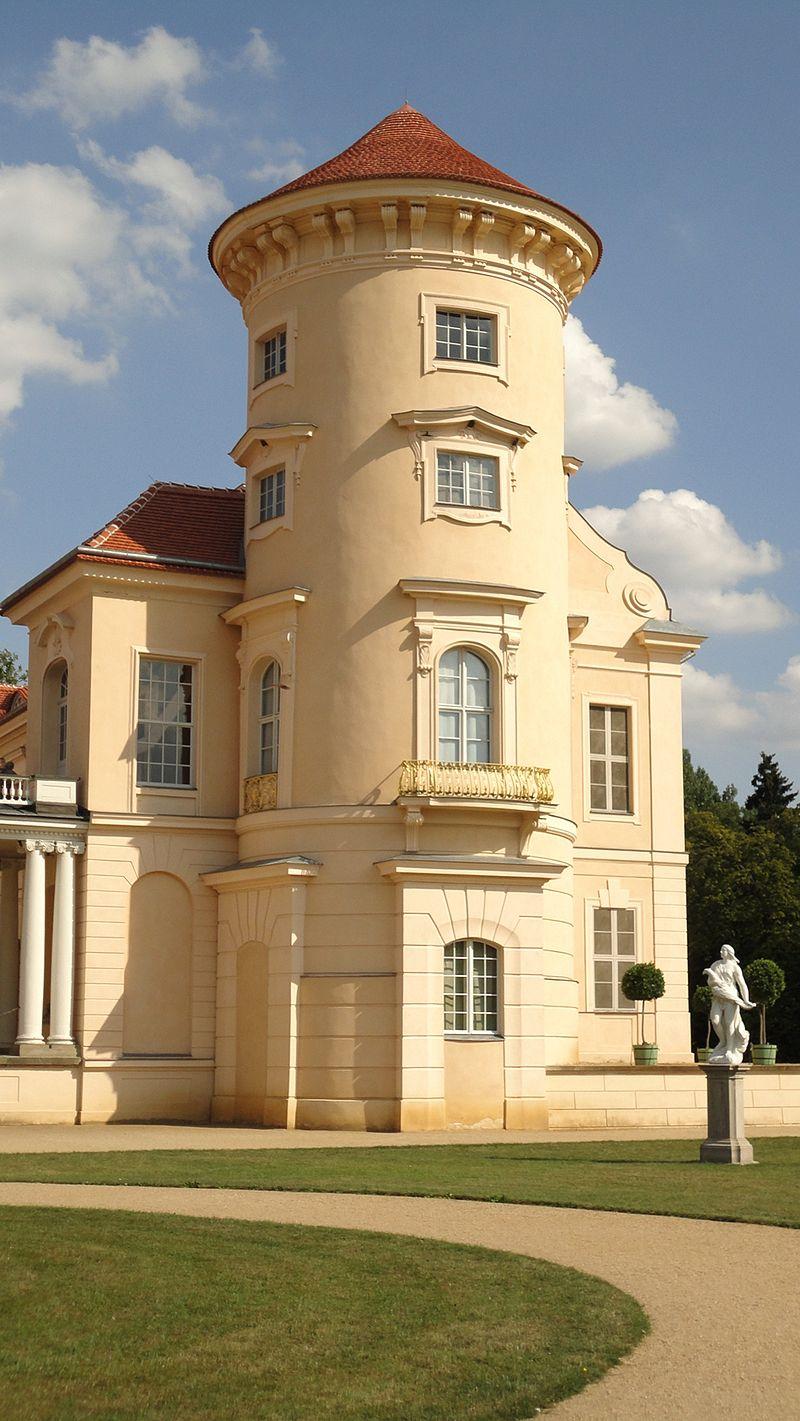 Bild Musikakademie und Kammeroper Schloss Rheinsberg
