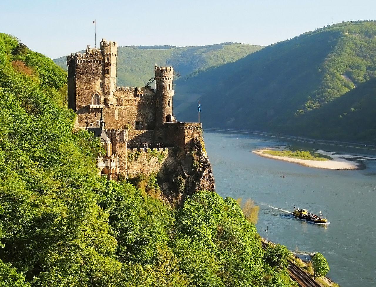 Bild Burg Rheinstein Trechtingshausen