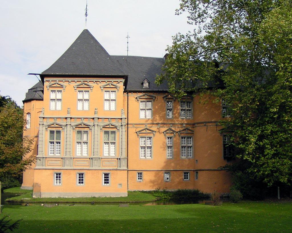 Bild Schloss Rheydt Mönchengladbach