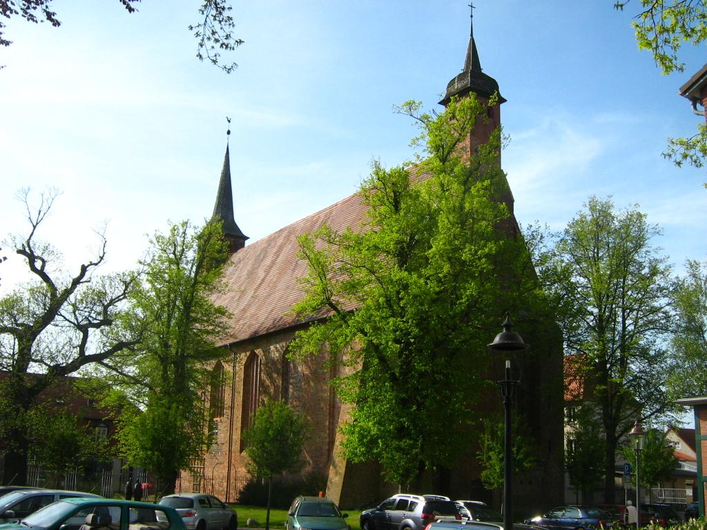 Bild Klarissenkloster Ribnitz
