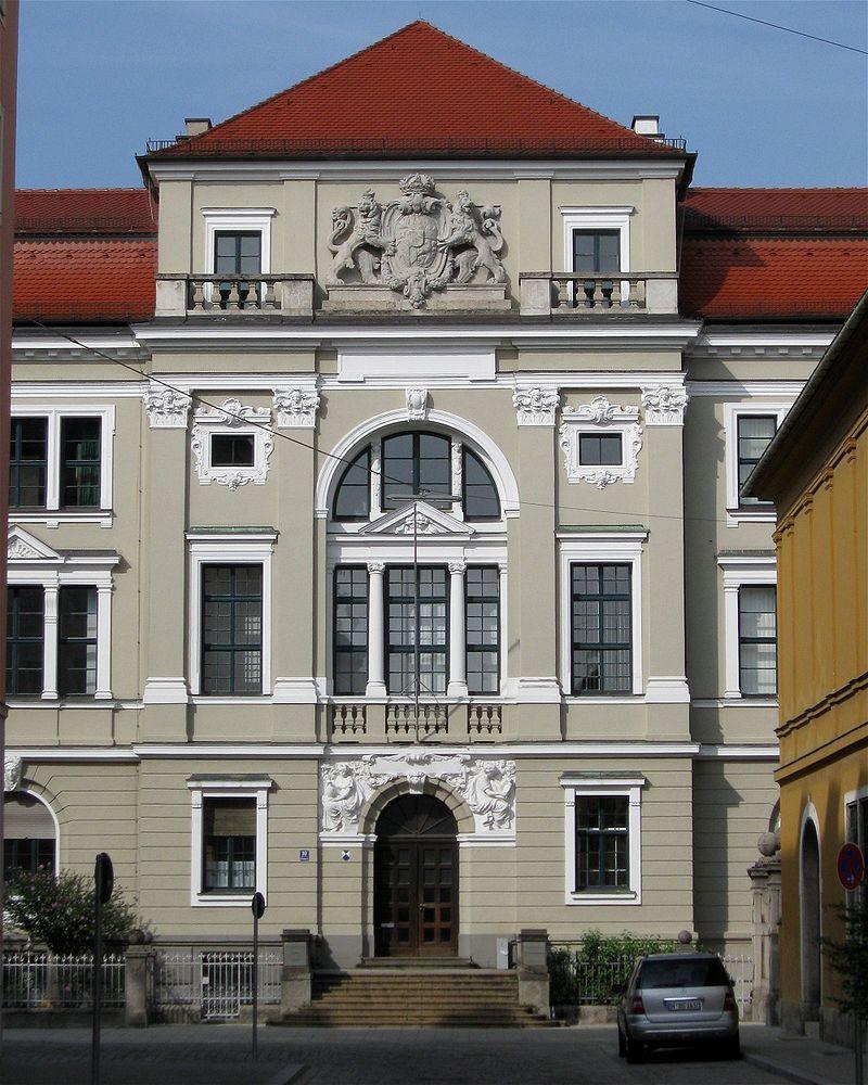 Bild Paläontologisches Museum München