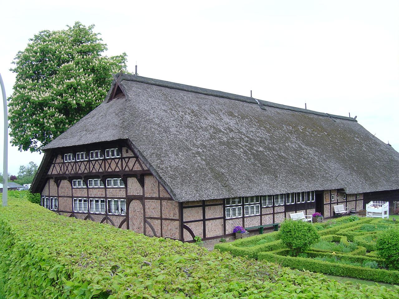 Bild Rieck Haus Hamburg