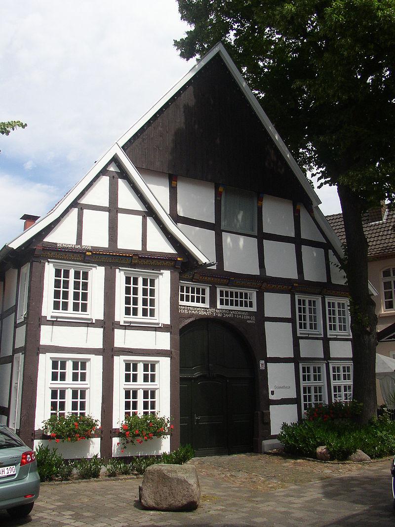 Bild Heimathaus Mastholte Rietberg