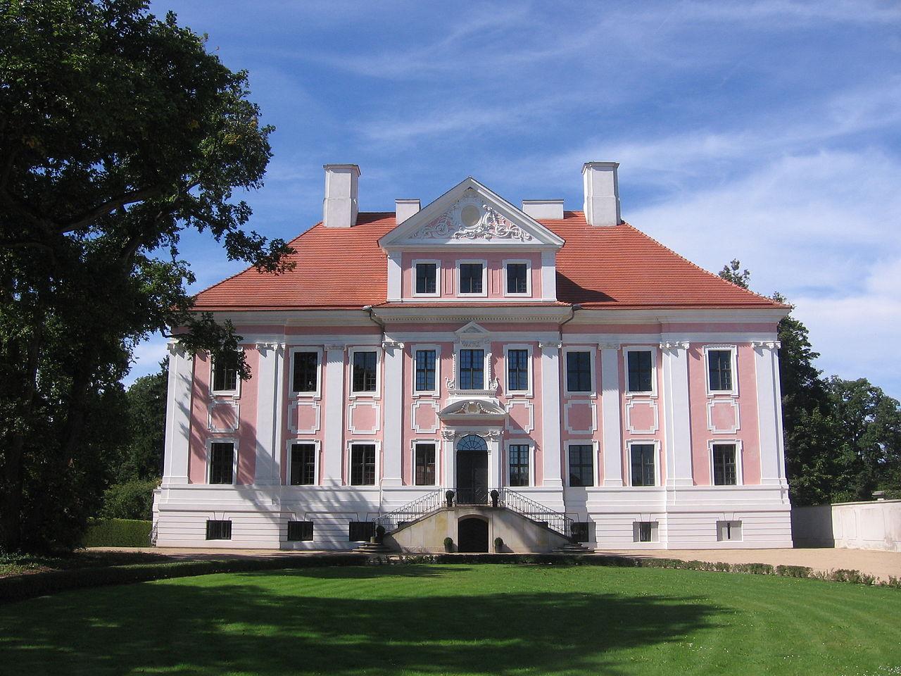 Bild Schloss Groß Rietz