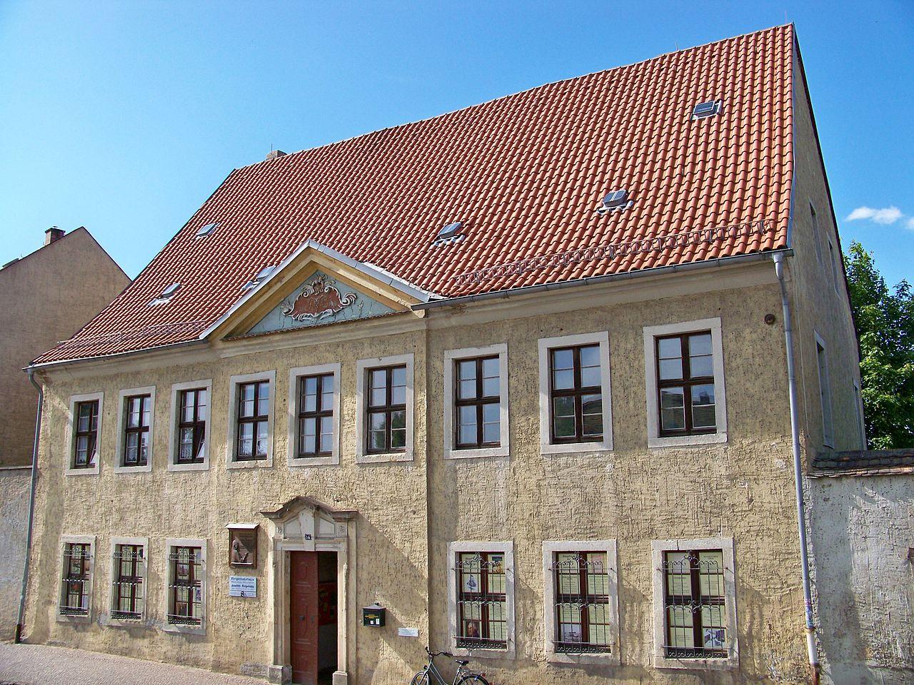 Bild Ringelnatz Haus Wurzen