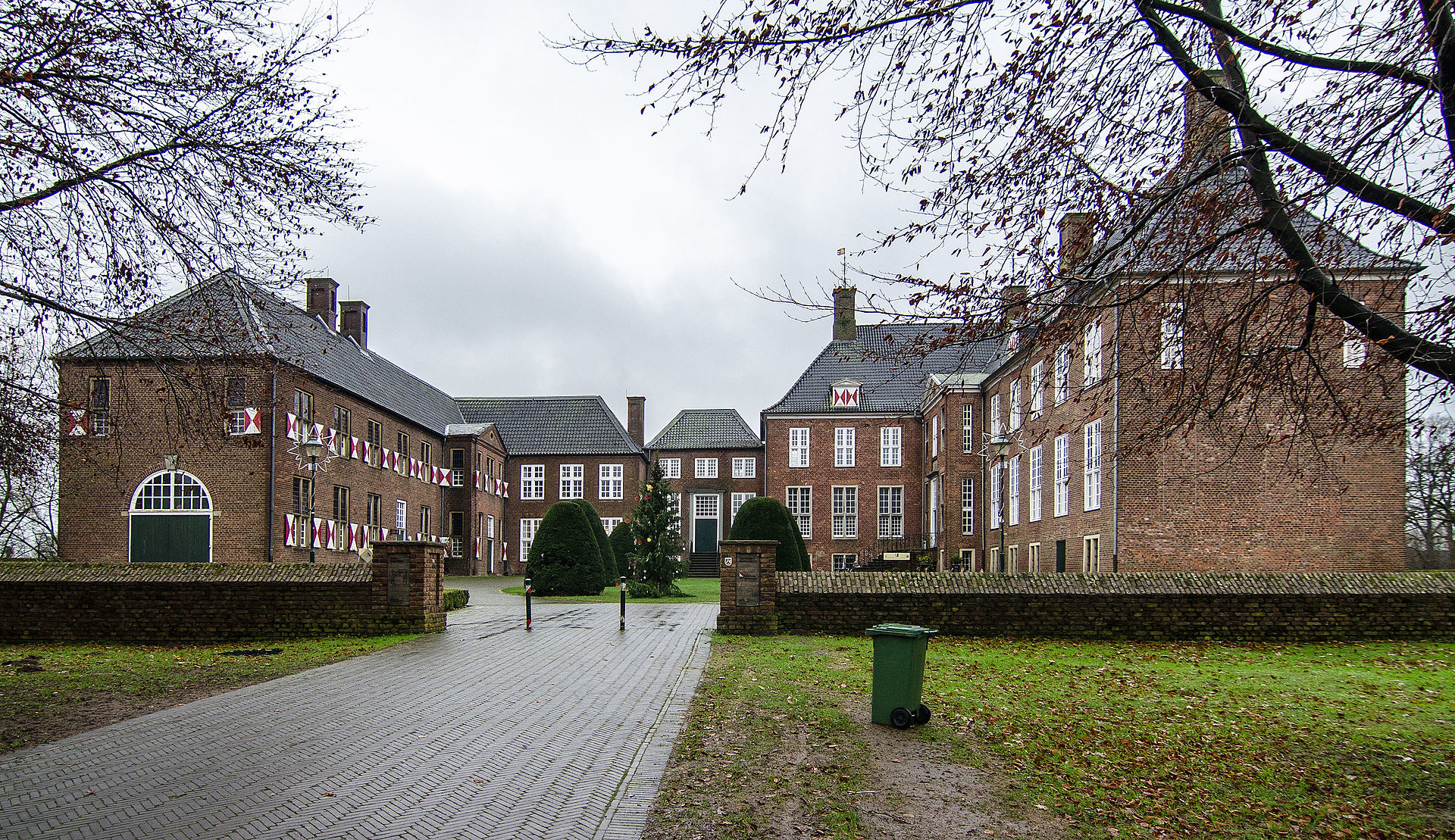 Bild Schloss Ringenberg Hamminkeln