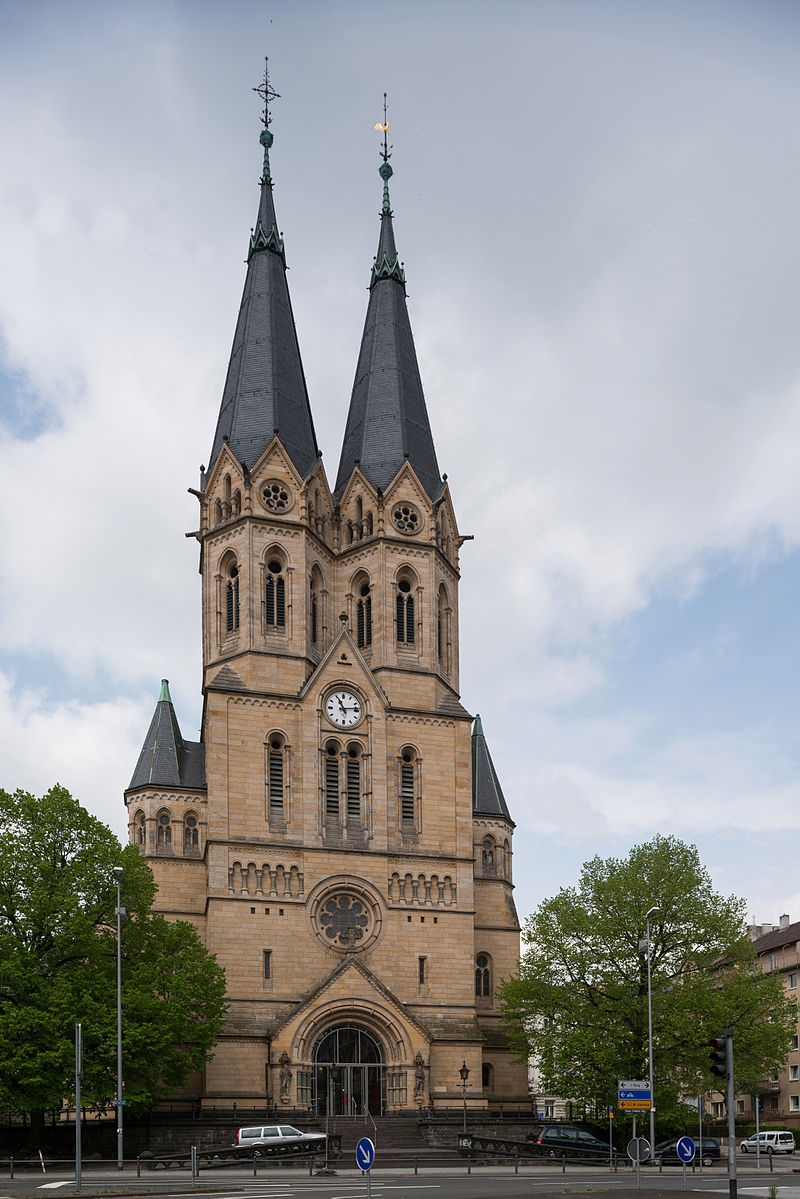 Bild Ringkirche Wiesbaden