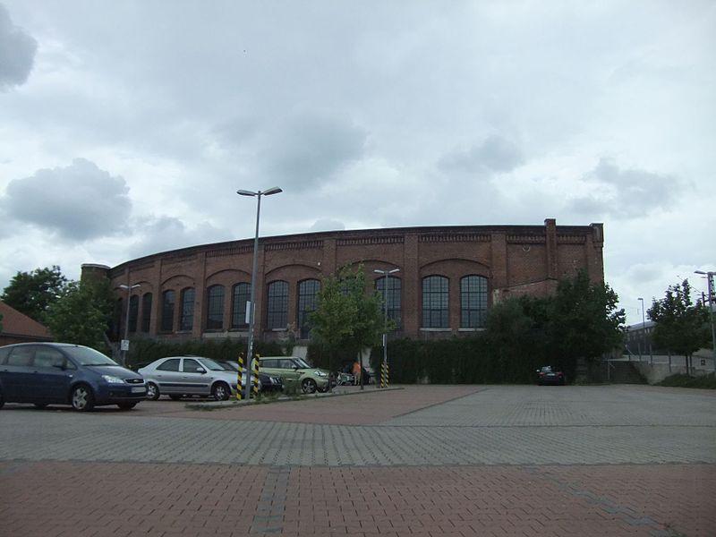 Bild Ringlokschuppen Bielefeld