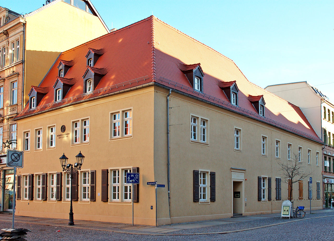 Bild Robert Schumann Haus Zwickau
