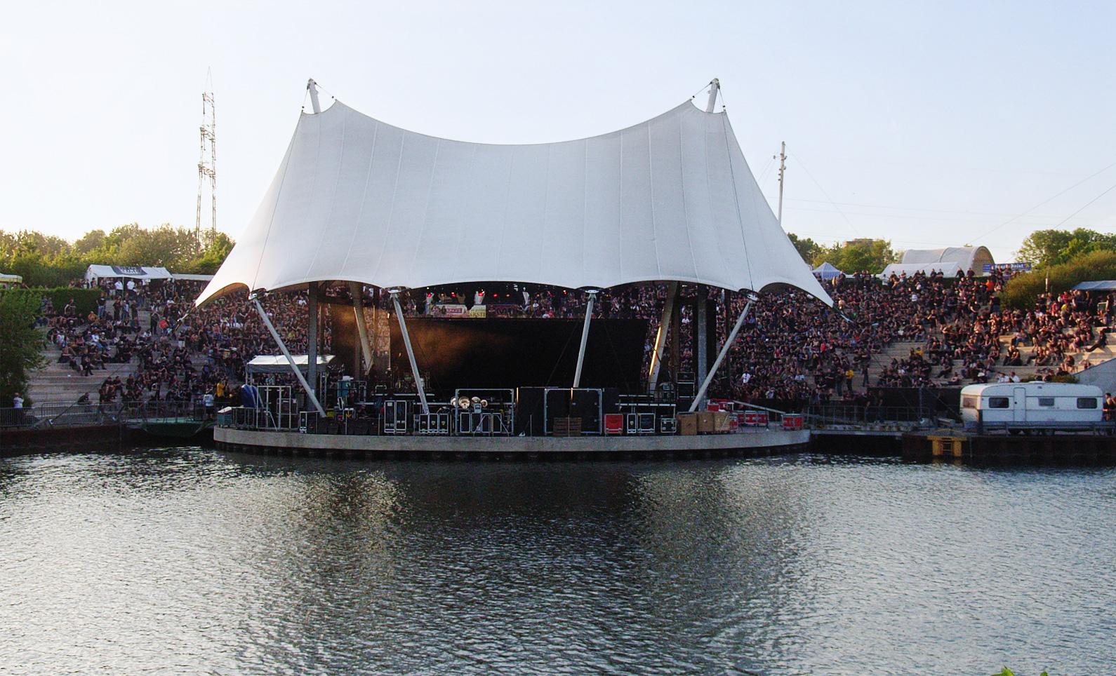Bild Amphitheater Gelsenkirchen