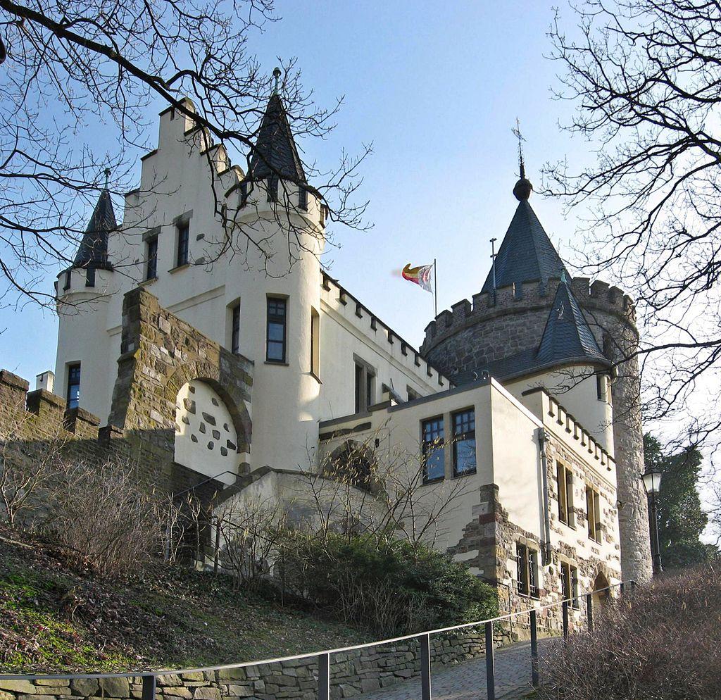 Bild Burg Rode Herzogenrath Merkstein