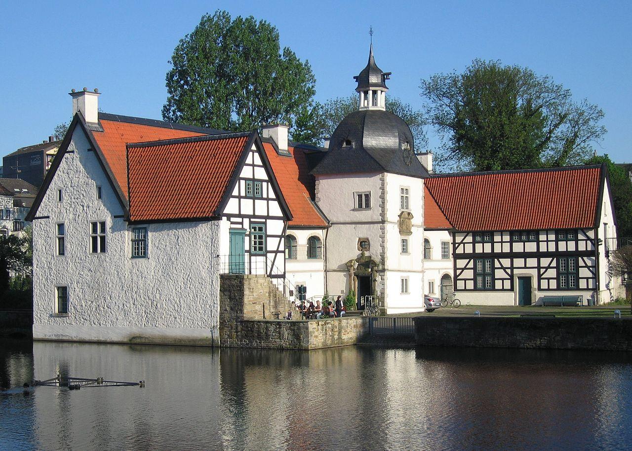 Bild Wasserschloss Haus Rodenberg Dortmund