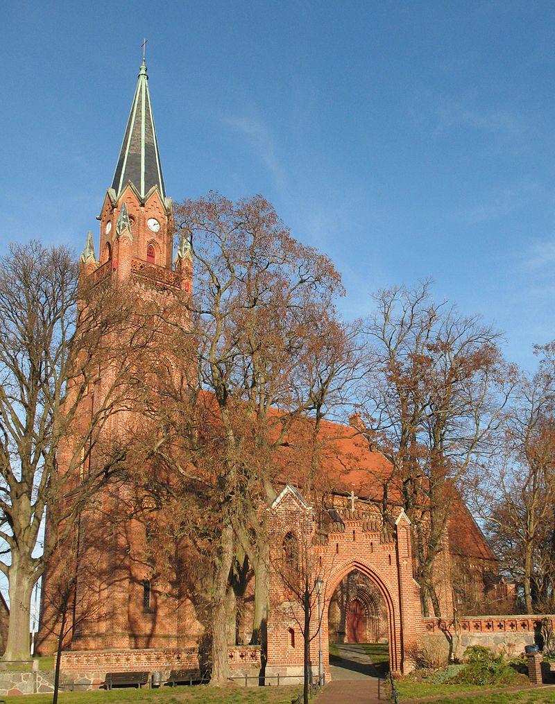 Bild Kirche St. Marien Röbel