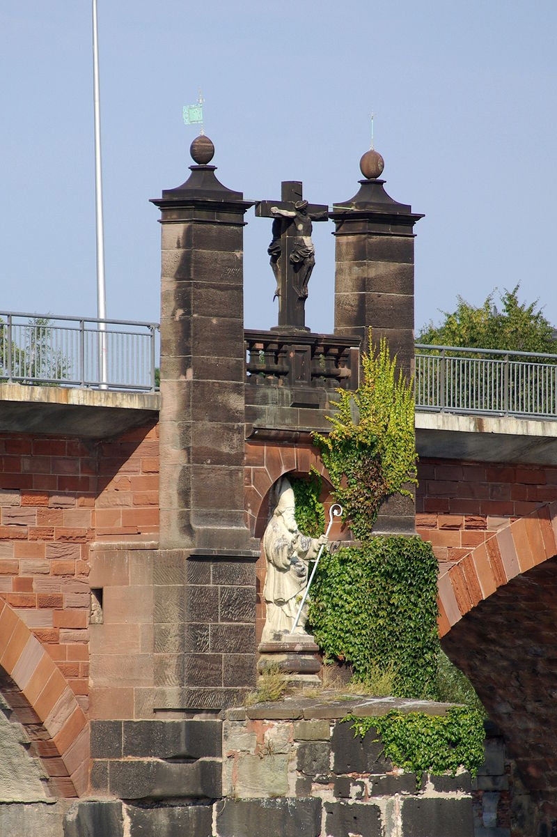 Bild Römer Brücke Trier