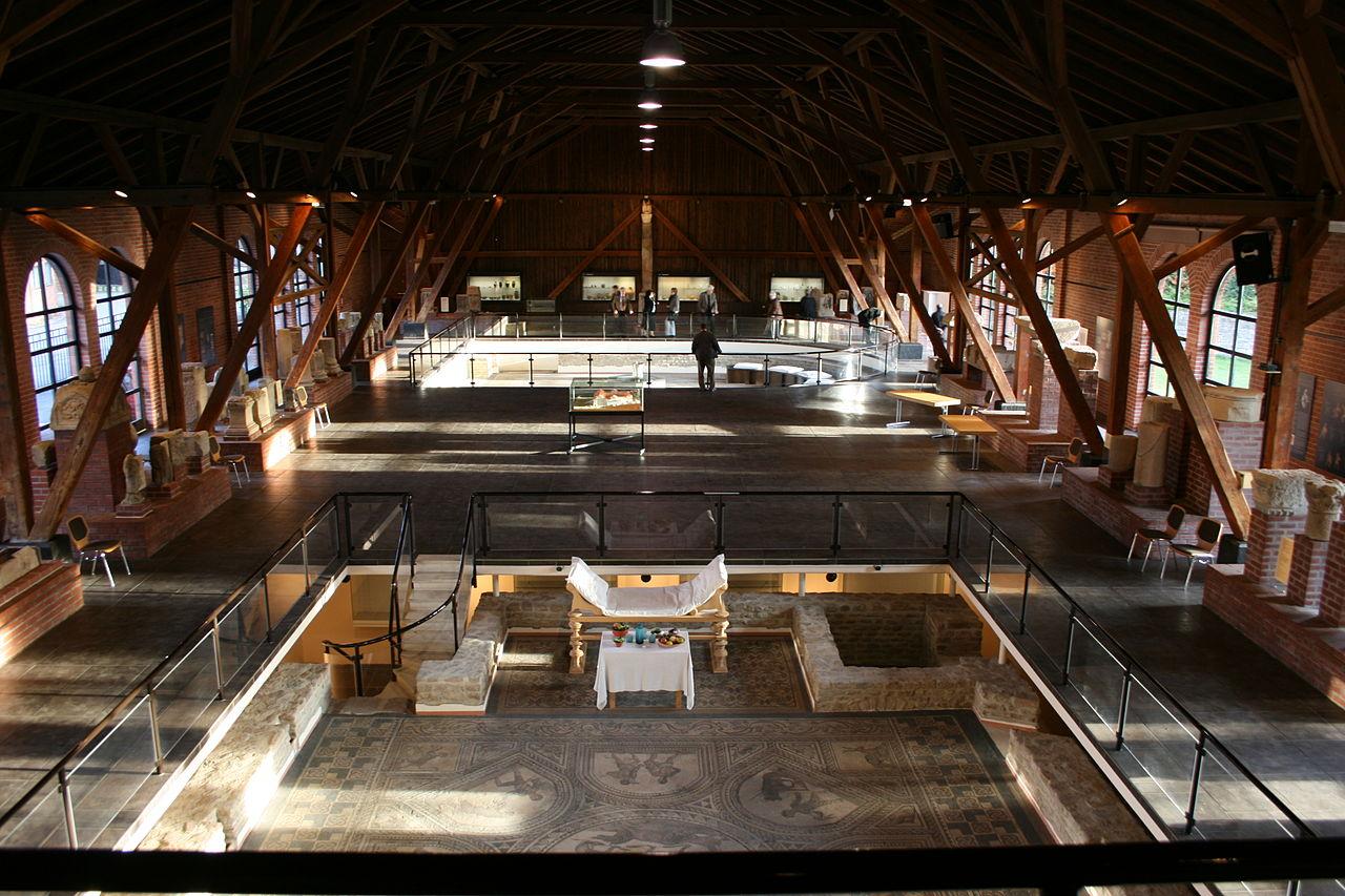 Bild Römerhalle Bad Kreuznach