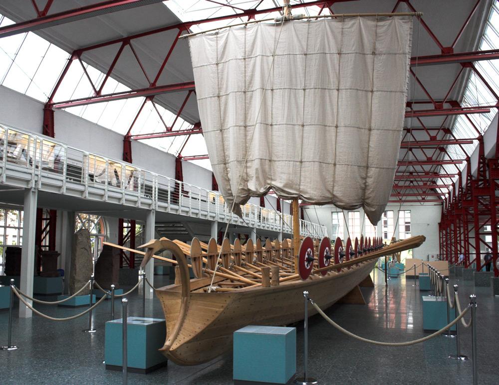 Bild Museum für Antike Schifffahrt Mainz
