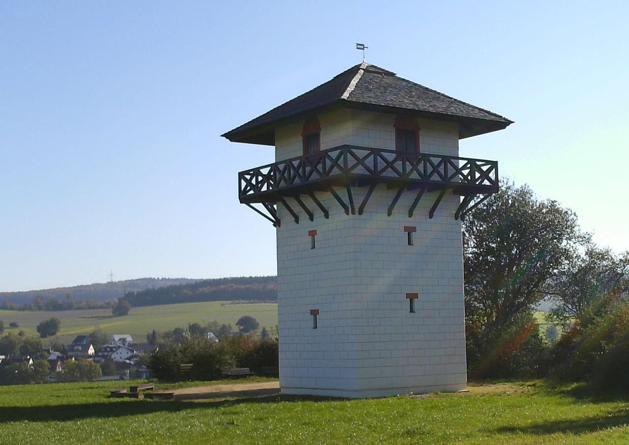 Bild Römerturm Idstein