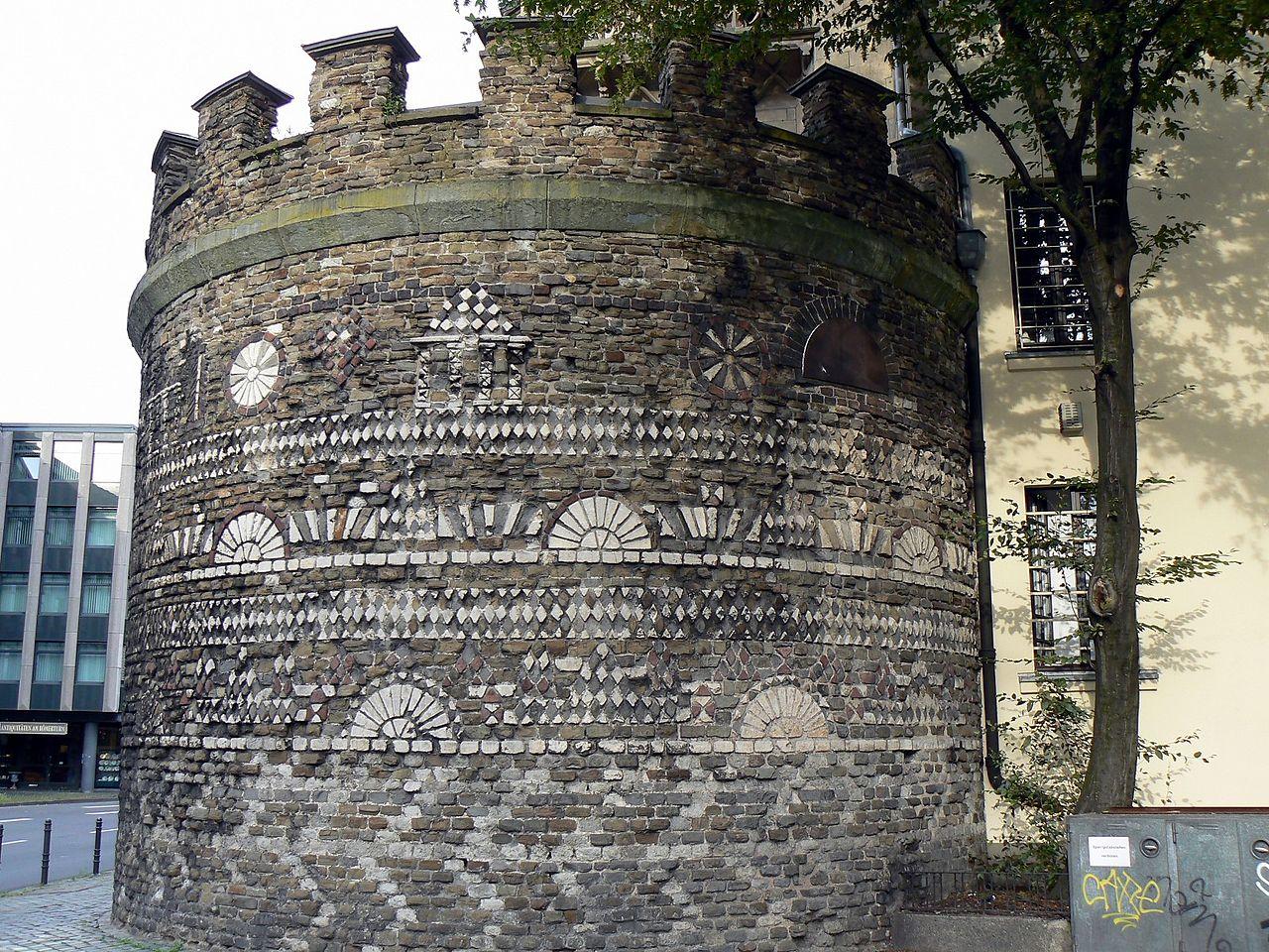 Bild Römerturm Köln