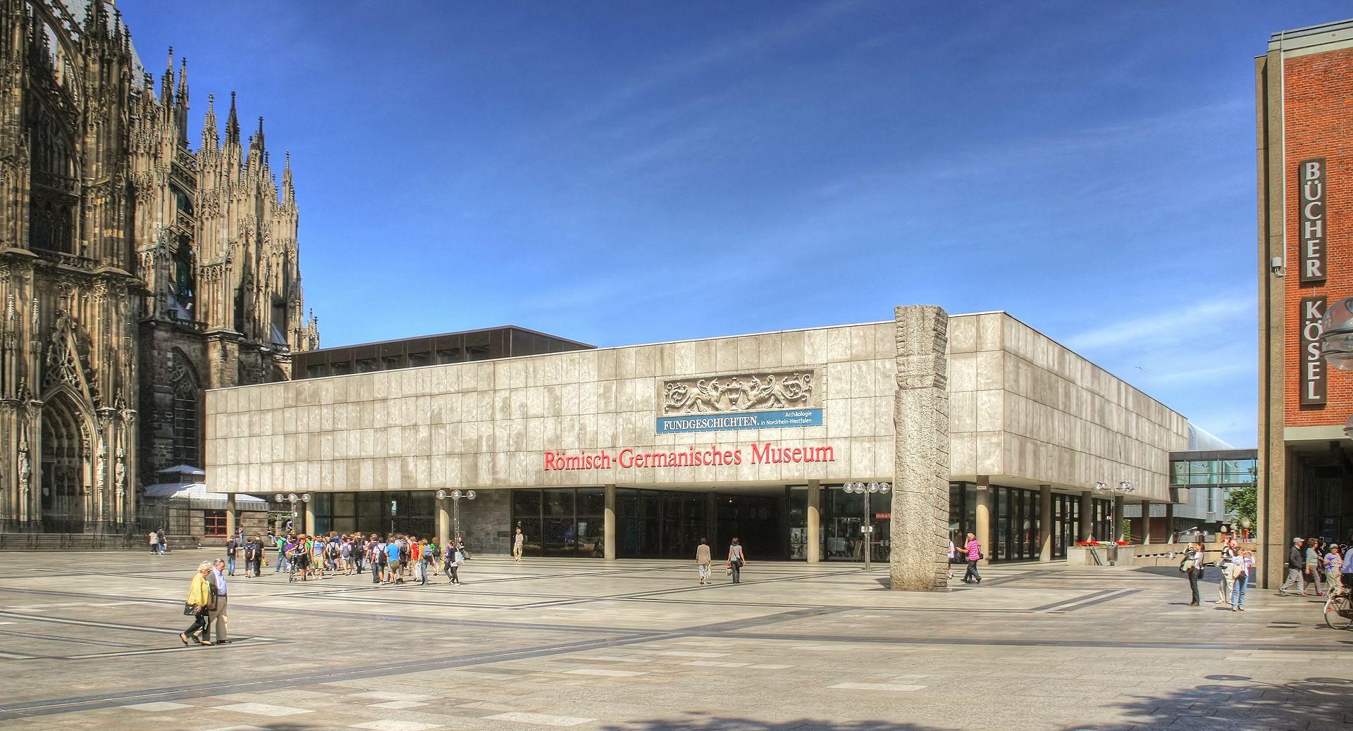 Bild Römisch Germanisches Museum Köln