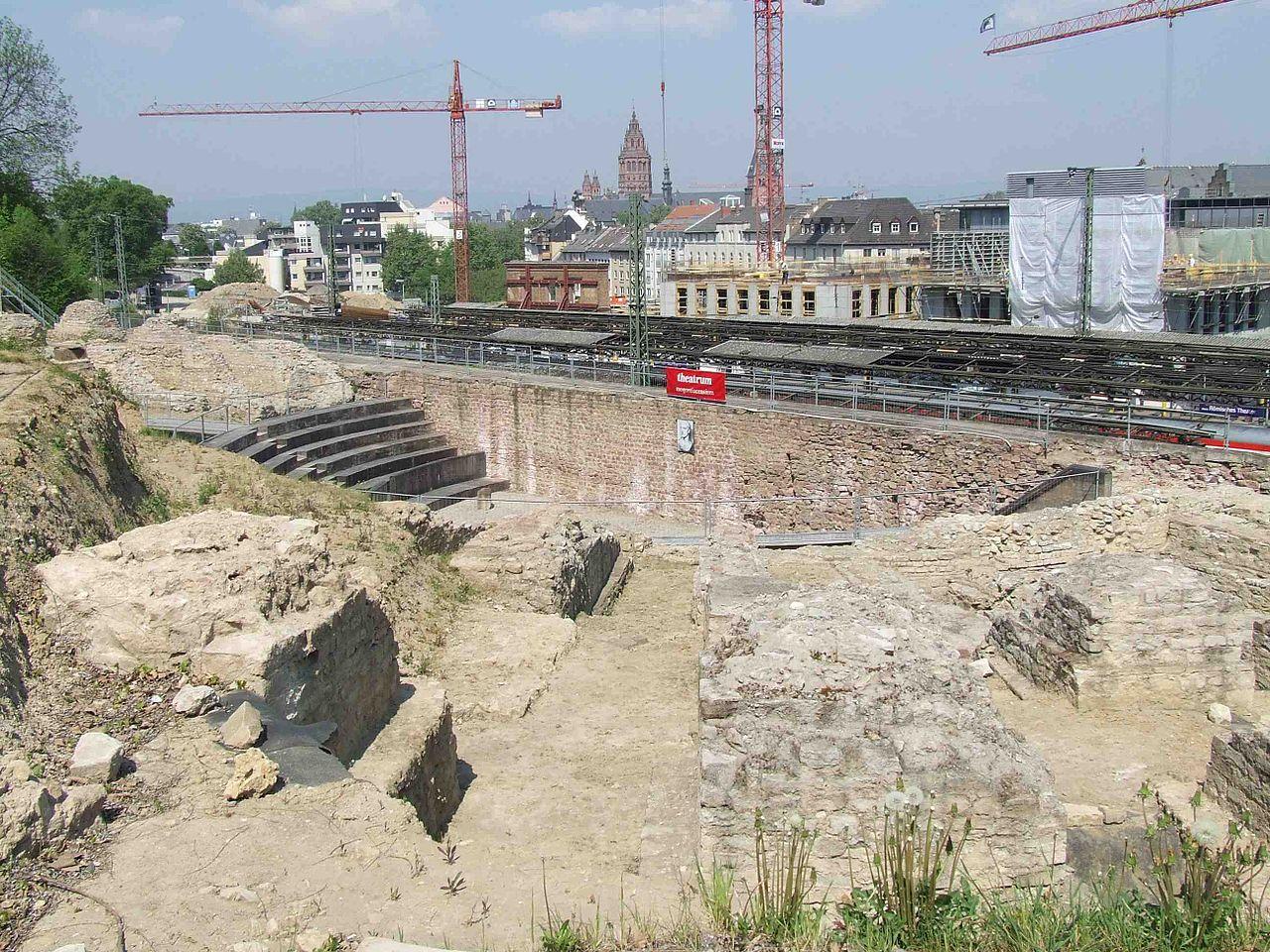 Bild Römisches Bühnentheater Mainz