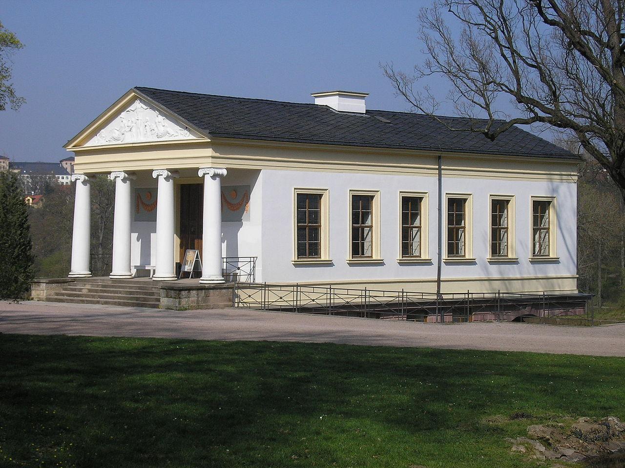 Bild Römisches Haus Weimar
