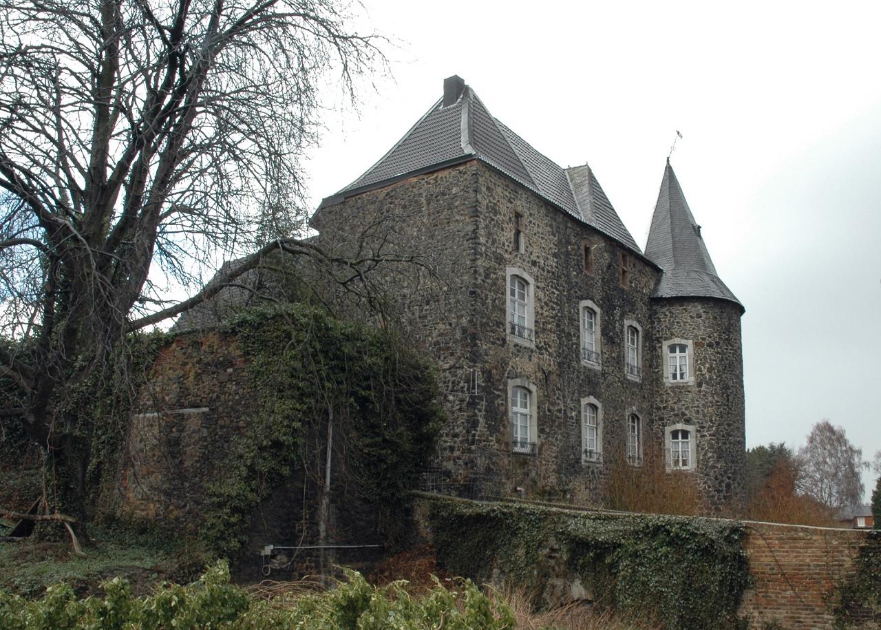 Bild Röthgener Burg Eschweiler