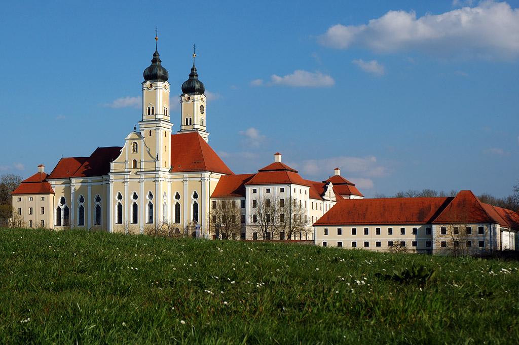 Bild Prämonstratenser Kloster Roggenburg