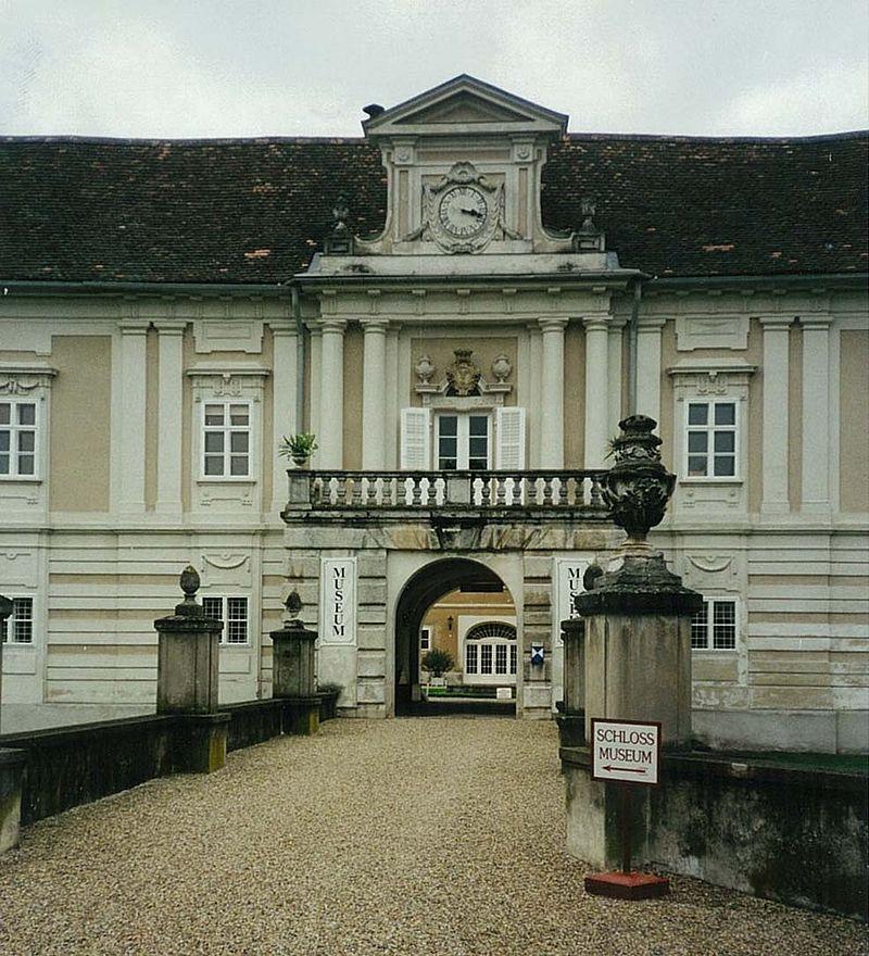 Bild Schloss Rohrau