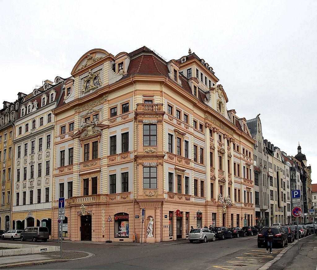 Bild Romanushaus Leipzig
